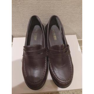 ナイスクラップ(NICE CLAUP)の厚底ローファー(ローファー/革靴)