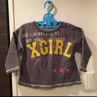エックスガールステージス(X-girl Stages)のエックスガール キッズ  2t  90(Tシャツ/カットソー)