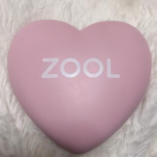 ズール(ZOOL)のZOOL ハートパクト フェイスカラー ラベンダー(フェイスパウダー)