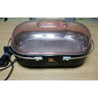 ツインバード(TWINBIRD)のツインバード 電気保温バスケット HB-80型(調理機器)