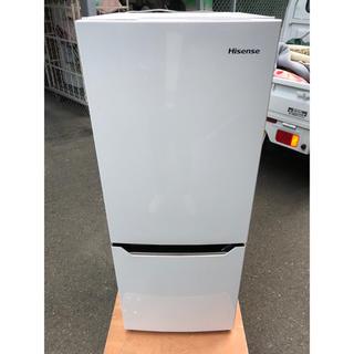 奈良発 2017年製 150L 2ドア冷蔵庫 ハイセンス HR-D15A