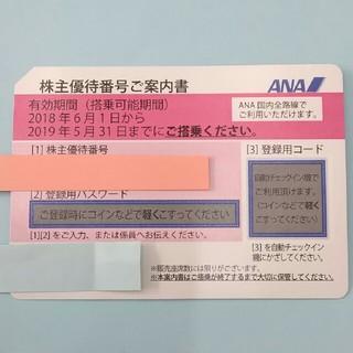 エーエヌエー(ゼンニッポンクウユ)(ANA(全日本空輸))のANA 株主優待券★10枚セット(航空券)