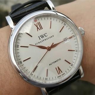 インターナショナルウォッチカンパニー(IWC)のIWC WCポルトギーゼクロノグラフオートマチックASIA2892(腕時計(アナログ))
