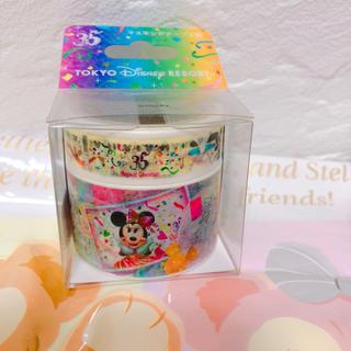 ミッキーマウス - 東京ディズニーリゾート グランドフィナーレミッキーマスキングテープ