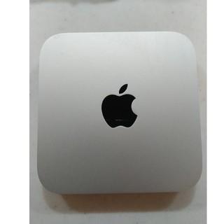 アップル(Apple)のmac mini mid2010 A1347 メモリ6GB SDD128GB(デスクトップ型PC)