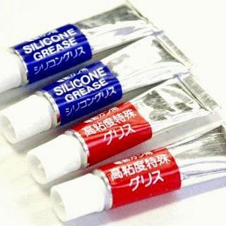 【東京マルイ】新品 シリコングリス・高粘度特殊グリス 4本セット 即購入OK(その他)