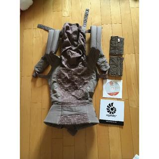 エルゴベビー(Ergobaby)のエルゴ デザイナー チャイ マンダラ 抱っこ紐 スリング(抱っこひも/おんぶひも)