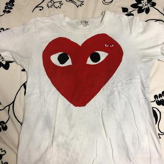 コムデギャルソン(COMME des GARCONS)のcomme des GARCONS(Tシャツ(半袖/袖なし))