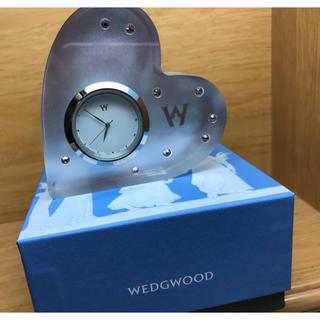 ウェッジウッド(WEDGWOOD)のWEDGWOOD 置き時計 未使用 (置時計)