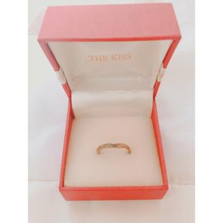 ザキッス(THE KISS)のTHE KISS 指輪(リング(指輪))