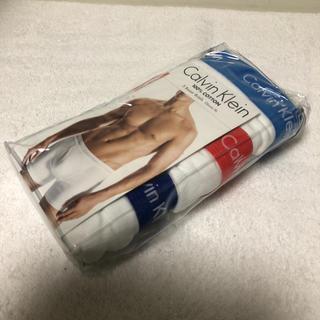 カルバンクライン(Calvin Klein)のカルバンクライン ボクサーブリーフ ボクサーパンツ 3枚組 綿100% Lサイズ(ボクサーパンツ)