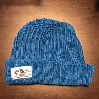 イチナナキュウダブルジー(179/WG)のニット帽(ニット帽/ビーニー)