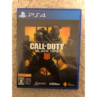 プレイステーション4(PlayStation4)のCOD bo4(家庭用ゲームソフト)