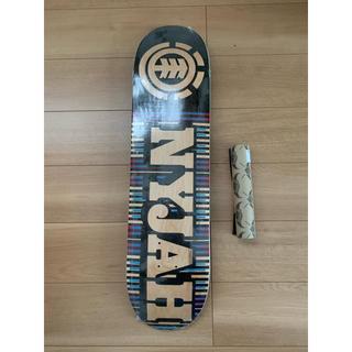 エレメント(ELEMENT)のElementスケートボードデッキ&デッキテープ付き(スケートボード)