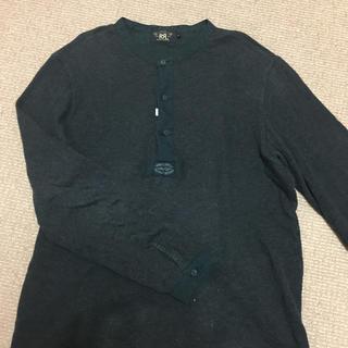 ダブルアールエル(RRL)のRRL ヘンリーネックTシャツ(Tシャツ/カットソー(七分/長袖))
