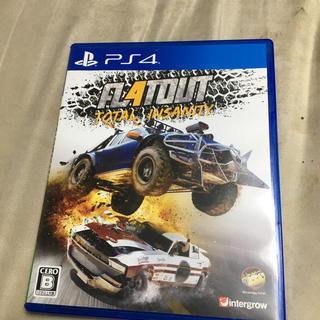 プレイステーション4(PlayStation4)のフラットアウト4(家庭用ゲームソフト)