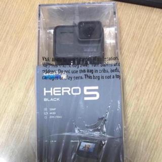 ゴープロ(GoPro)の【新品】GoPro HERO 5(ビデオカメラ)