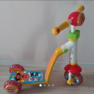 アンパンマン(アンパンマン)のアンパンマン 2way スクーター(三輪車)