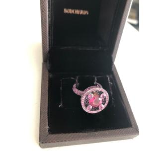 ブシュロン(BOUCHERON)のブシュロン指輪 超美品 250万 レア 本物(リング(指輪))