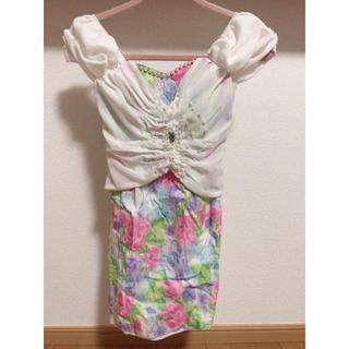 デイジーストア(dazzy store)のドレス3点セット(ナイトドレス)