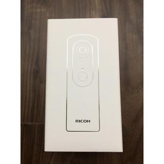 リコー(RICOH)の新品 リコーRICOH THETA m15 ピンク&イエローセット(コンパクトデジタルカメラ)
