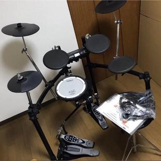 ローランド(Roland)のローランド 電子ドラム TD-4K ツインペダルset(電子ドラム)