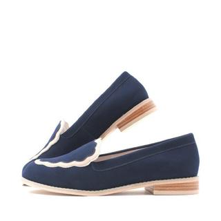 ランダ(RANDA)のRANDA スカラップローファー(ローファー/革靴)