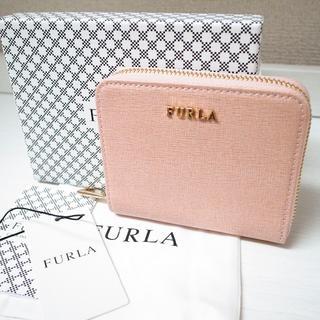 Furla - ♪正規品♪未使用♪フルラ 折りたたみ財布 ピンク レザー バッグ 財布 小物