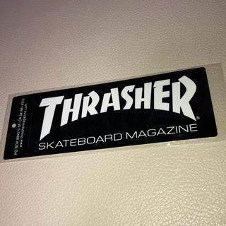 スラッシャー(THRASHER)のTHRASHER ステッカー(スケートボード)