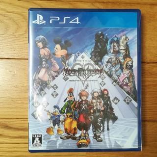 プレイステーション4(PlayStation4)の新品未開封 PS4 キングダムハーツ 2.8(家庭用ゲームソフト)