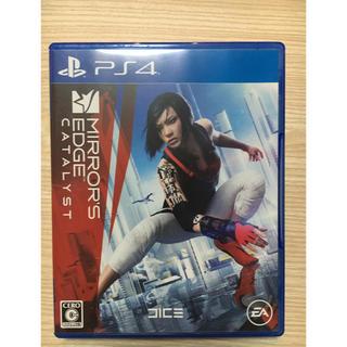 プレイステーション4(PlayStation4)のMIRROR'S EDGE CATALYST(家庭用ゲームソフト)