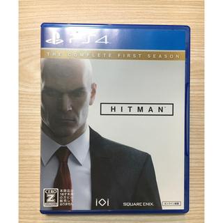 プレイステーション4(PlayStation4)のHITMAN THE COMPLETE FIRST SEASON(家庭用ゲームソフト)