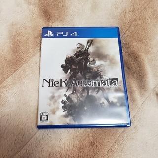 プレイステーション4(PlayStation4)のPS4 ニーア オートマタ(家庭用ゲームソフト)