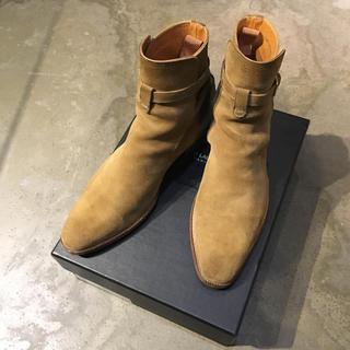 サンローラン(Saint Laurent)の最終値下 SAINTLAURENT  美品 ワイアット 30 ブーツ 42.5(ブーツ)