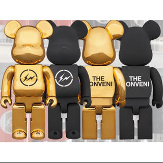 FRAGMENT - 400% fragment  BE@RBRICK ベアブリック
