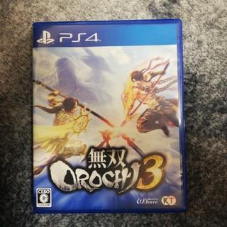 プレイステーション4(PlayStation4)の無双OROCHI3 PS4(家庭用ゲームソフト)