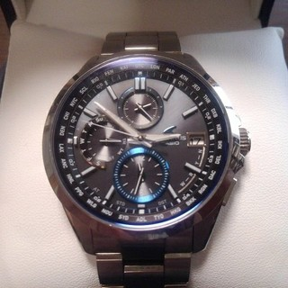 カシオ(CASIO)のCASIO OCEANUS Classic Line OCW-T2600(腕時計(アナログ))