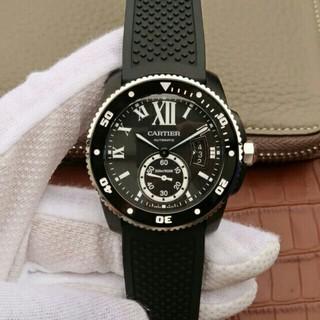カルティエ(Cartier)のCARTIERエ カリブル ドゥ カルティエ ダイバー(腕時計(アナログ))