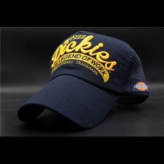 ディッキーズ(Dickies)の★DICKIES BIGサイズ62-64cmメッシュキャップ・帽子DK10-1(キャップ)
