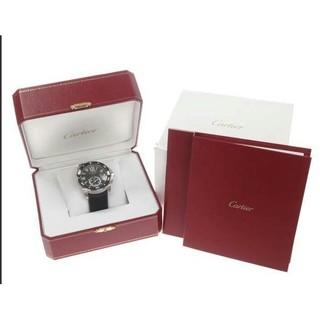 カルティエ(Cartier)のカルティエ カリブル ドゥ カルティエ ダイバー Cartier 腕時計(腕時計(アナログ))