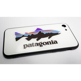 patagonia - パタゴニアiPhoneケース6/7/8/8P/X/XS/Max/XR用Fish