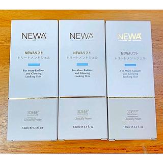 newa リフト アップジェル 3本セット(美容液)