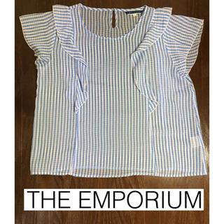 ジエンポリアム(THE EMPORIUM)のトップス THE EMPORIUM(カットソー(半袖/袖なし))