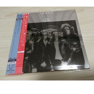 値下げ☆QUEEN ザ・ゲーム 初回限定盤CD(ポップス/ロック(洋楽))
