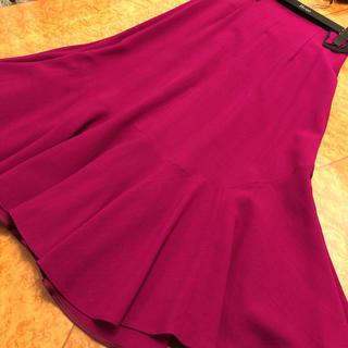 EPOCAエポカ◆旬カラー◆ボリュームスカート◆38サイズ