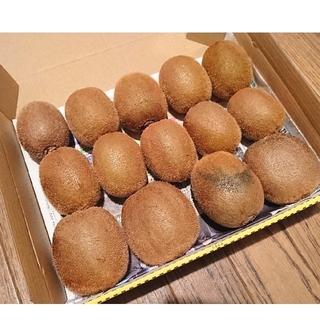 広島県大崎下島産 無農薬グリーンキウイ 約1.1キロ(フルーツ)