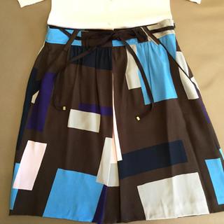 エスカーダ(ESCADA)の新品未使用 エスカーダ / スカート (ひざ丈スカート)