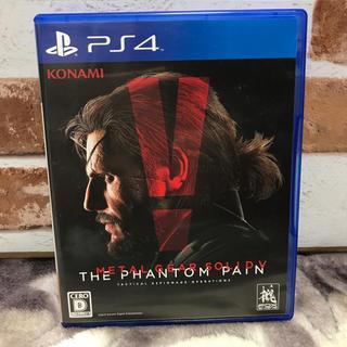 プレイステーション4(PlayStation4)のメタルギアソリッド5(家庭用ゲームソフト)