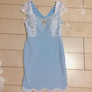 デイジーストア(dazzy store)のキャバ ミニドレス(ナイトドレス)