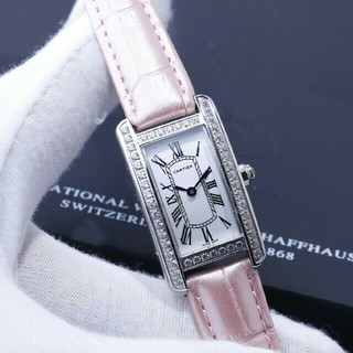 カルティエ(Cartier)のカルティエ ミニタンクアメリカン WB710015(腕時計)